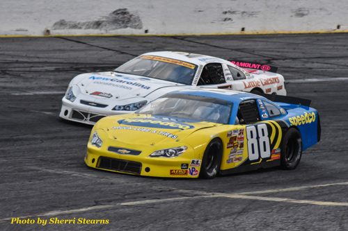 HICKORY, NC U2013 The NASCAR Whelen All American Series Was Back At It Again At  Hickory Motor Speedway On Dale Earnhardt Chevrolet Night @ The Races  Presented ...